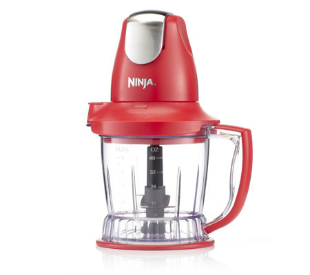 Ninja Storm 500w Food Processor & Drinks Maker
