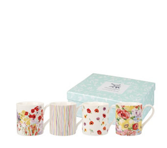 Collier Campbell Set of 4 Mugs in Gift Box - 807055