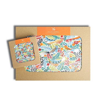 Collier Campbell Set of 4 Placemats & 4 Coasters - 807058