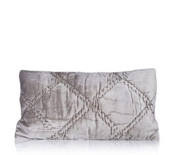 K by Kelly Hoppen Diamond Quilted Cushion Cover 60x33cm - 805963