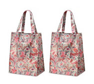 The Camouflage Company Set of 2 Foldaway Bags in Gift Box