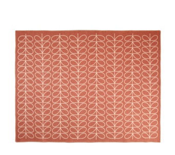 Orla Kiely Linear Stem Throw - 805767