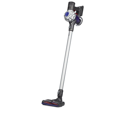dyson v6 cordless stick vacuum cleaner with 3 piece accessory kit