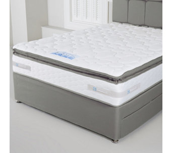 Sealy Posturepedic Advantage 660 Spring Zoned Memory Top Mattress - 804570