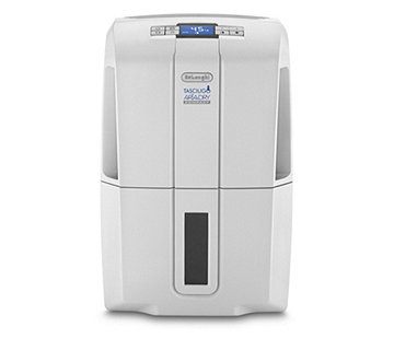 Delonghi Dehumidifier 4.5L with Timer Laundry Function & 3 Fan Speeds - 805074