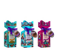 Monty Bojangles Set of 3 Chocolate Truffles Gift Boxes
