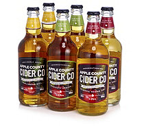 Apple County Cider 6 Piece Scrumptious Cider Selection - 806090