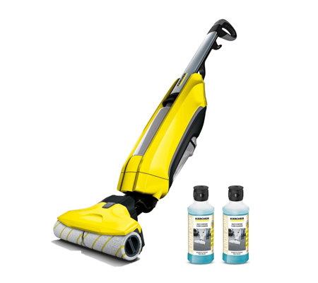 Karcher Fc5 Hard Floor Cleaner Qvc Uk