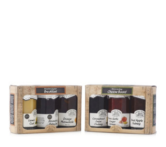 A taste of easter gifting qvcuk cottage delight artisan chutney preserve gift set 805796 negle Image collections