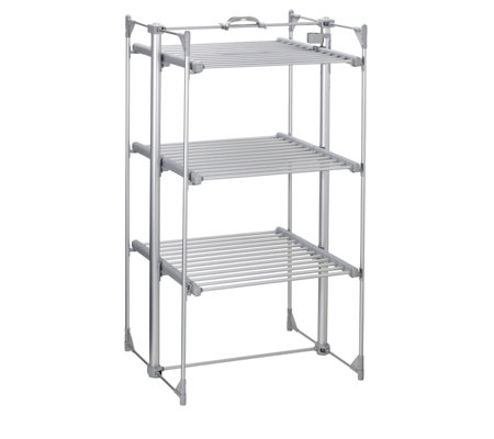 Lakeland Dry Soon Deluxe Three Tier Airer Package