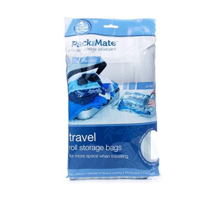 pack mate 11 travel vacuum bag set qvc uk