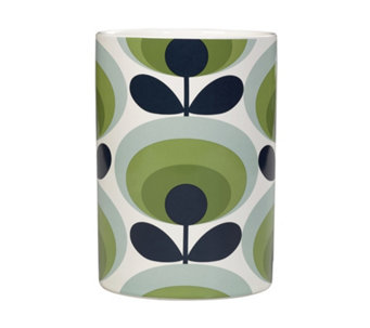 Orla Kiely 70's Flower Round Utensil Holder - 806798