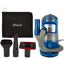 Shark Rocket Power Pod Portable Lightweight Vacuum - V34500