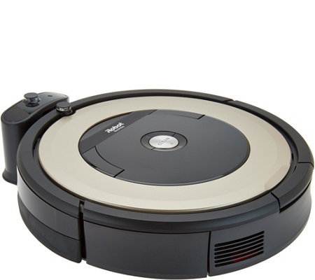 iRobot Roomba 891 WiFi Connect Robotic Vacuum