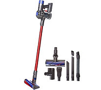 Dyson V6 Absolute Pro Cordfree Vacuum w/ HEPA Filter & Fluffy Head - V35301