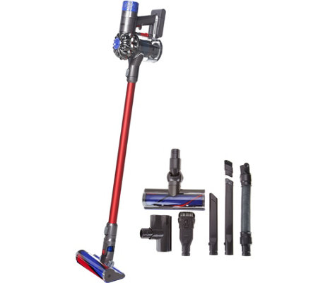 Dyson V6 Absolute Pro Cordfree Vacuum w/ HEPA Filter & Fluffy Head