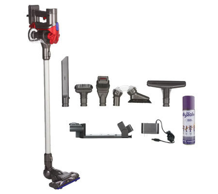 Dyson DC35 Digital Slim Vacuum w/ 6 Tools & Dyzolv Cleaner