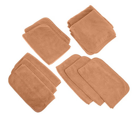 Don Aslett's 10-piece Ultra Plush Microfiber Towel Set