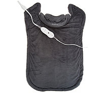 Sunbeam XXL Extended Neck, Shoulder and Back Heating Wrap - V35105
