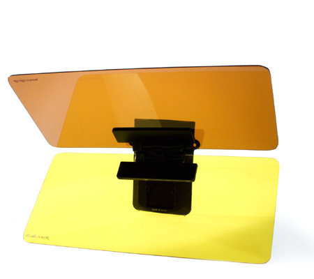 BluBlocker Anti-Glare Day/Night Auto Visor