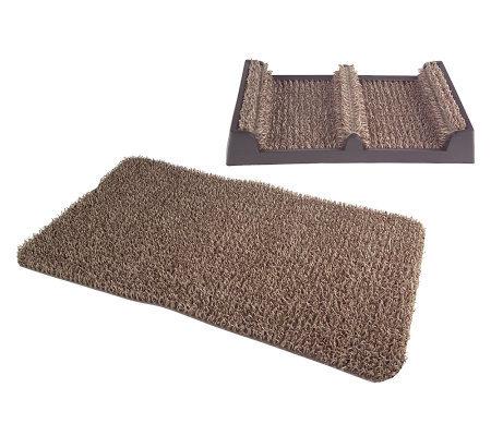 clean machine doormat large