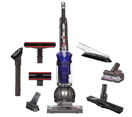 dyson dc41 animal ball upright vacuum with 4 bonus attachments