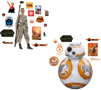 star wars fathead big and junior wall decal combo pack v33908