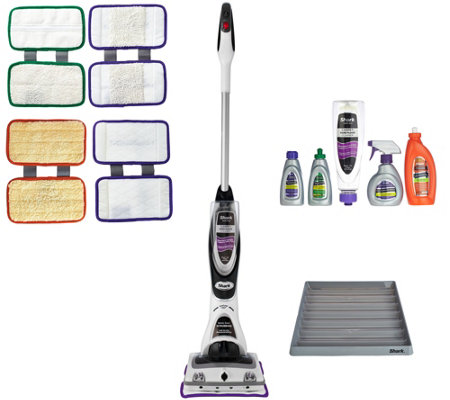 Shark Sonic Duo Carpets, Rugs & Hard Surface Floor Cleaner