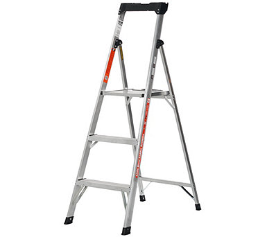 Little Giant Xtra-Lite 5' 3-step Lightweight Step Ladder - V34608