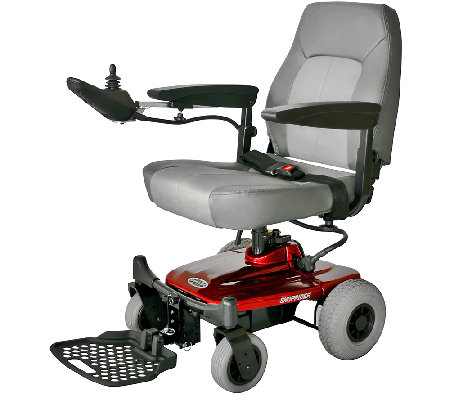 Shoprider Jimmie Power Wheelchair