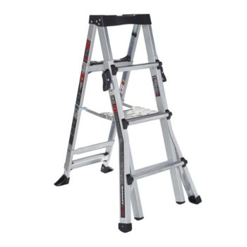 Little Giant SmartStep Multi-Purpose 6-in-1 Step Ladder