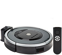 iRobot Roomba 850 Robotic Vacuum with Remote & Docking Station - V34809