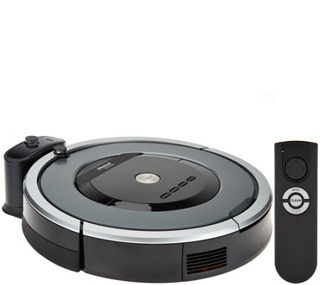 iRobot Roomba 850 Robotic Vacuum with Remote & Docking Station