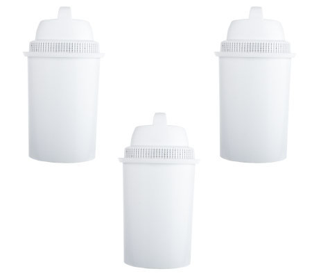 HoMedics Restore Clean Water Set of 3 Refill Filters