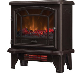 Duraflame Infrared Stove Heater with Remote Control - V35010