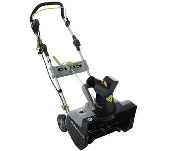 "Earthwise 13.5 AMP Electric Snow Blower w/18"" Wide Path - V33011"