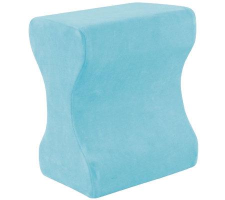 contour memory foam leg pillow. Black Bedroom Furniture Sets. Home Design Ideas