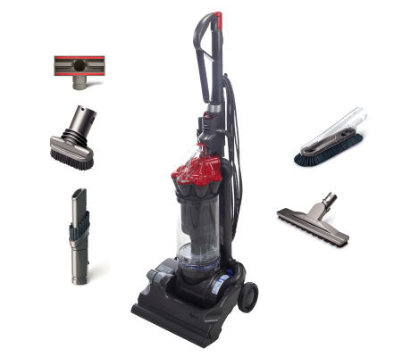 dyson dc33 upright vac w  stiff bristle soft dusting   articulatingtoo page 1 qvc com dyson model dc33 manual dyson model dc33 manual