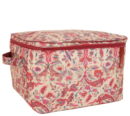 The Camouflage Company Square Storage Bag w/ Zippered Lid
