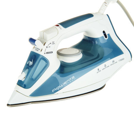 Rowenta 1700W Autosteam Iron with 300 Hole Microsteam Soleplate