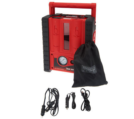 MobilePower The BEAST 15-in-1 Multi-Function Jump Starter