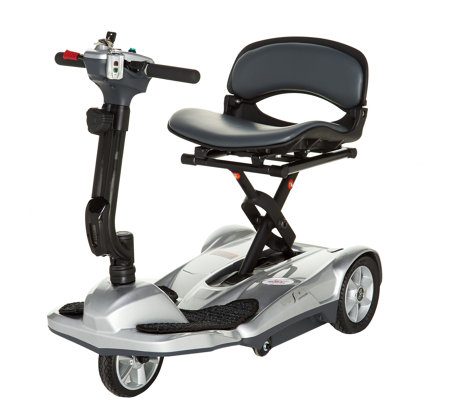 EV Rider Automatic Folding Scooter with Remote