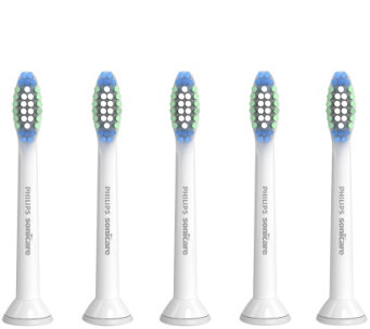 Philips Sonicare SimplyClean Standard 5-Pack Toothbrush Heads - V119717