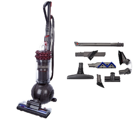 dyson big ball cinetic upright vacuum w attachments page 1. Black Bedroom Furniture Sets. Home Design Ideas