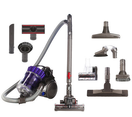 dyson dc23 animal canister w mattress tool stiff bristle multianglebrush page 1. Black Bedroom Furniture Sets. Home Design Ideas