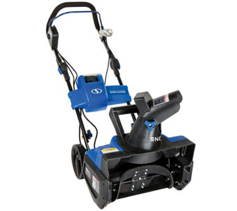 "Snow Joe iON PRO 18"" Cordless Rechargeable Snow Blower - V35618"