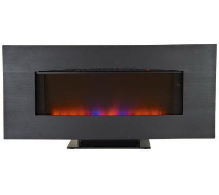 Duraflame 1500w Wall Mounted Flat Screen Space Heater