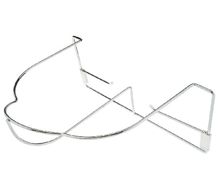Hanger Holder Deluxe with Over the Door Hooks & Swing Out