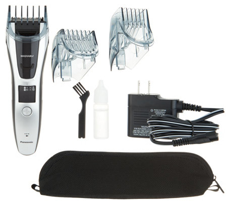 Panasonic All-In-One Trimmer: Beard, Hair & Body