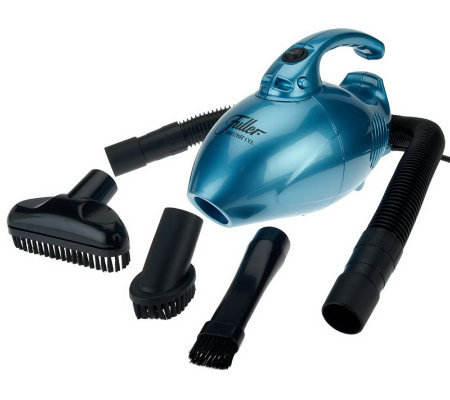 fuller brush 600 watt hand vacuum wcleaning attachments - Handheld Vacuum Reviews
